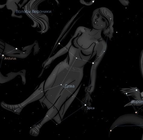 Наблюдения звездного неба