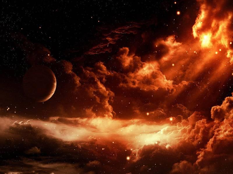 Красивые уголки космоса