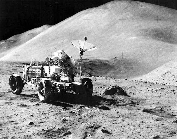 Луноход ровер сша на луне