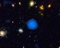 Черная звезда в рентгеновских лучах